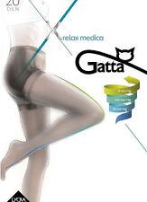Gatta Relaxmedica 20 Denier Krampfadern Strumpfhose