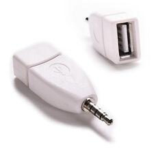 Adaptateur jack 3.5 Mâle vers USB femelle
