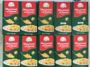 **Lot of 10 x 7.25oz**72.5oz*4.5LB*** Besler Macaroni & Cheese Dinner