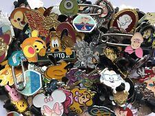 Official Disney Trading Pins Lot Bundle of 30 No Duplicates Random Mix