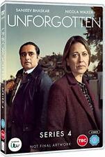 Unforgotten - Series 4 [DVD] [2021] [New DVD]