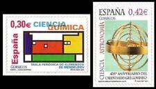 [CF6010] España 2007, Serie Ciencia (MNH)