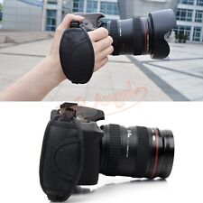 Leather Camera Wrist Strap Hand Grips For Canon/Nikon/Sony/Olympus/Panasonic