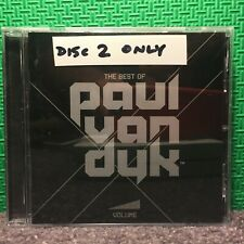 Paul Van Dyk [volume] the Best of [DISC TWO ONLY] CD