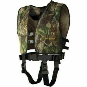 Hunter Safety System Lil' Treestalker Youth Harness Realtree Xtra Camo HSS-8