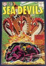 Sea Devils #6 (1962)