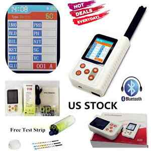 CONTEC  Portable Urine Analyzer Urine test BC401+USB+Bluetooth + Test Strips