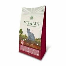 Vitalin Adult Cat Scottish Salmon Food Natural Choice 1.5kg Bag Dry Gluten Free