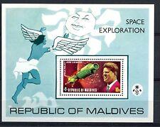 Maldive Islands 1974 SG#MS490 Space Exploration MNH M/S #A59646
