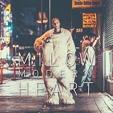 MILOW - MODERN HEART   CD NEU