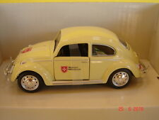 "VW COX KÄFER ""MALTESER""  SCHUCO JUNIOR LINE REF 27181  PROMO 1/43"