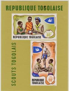 Togo - Block Pfadfinder Bl. 36  postfrisch