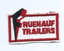 Fruehauf Trailers employee/driver patch 2 X 3 #1108
