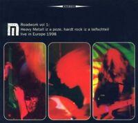 MOTORPSYCHO - ROADWORK VOL.1-LIVE IN EUROPE 1998  CD NEW!