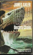 Death Lands : Dectra Chain by James Axler (1988)  First Edition