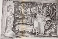 Les tapisseries de l'apocalypse de la Cathédrale d'Angers 1942