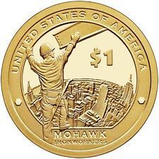 2015 Sacagawea Dollar Coins Denver and Philadelphia Mint  Native American