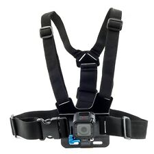 Chest Strap For GoPro HD Hero 6 5 4 3+ 3 2 1 Action Camera Harness Mount