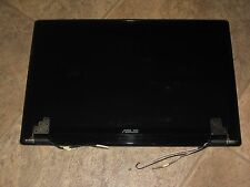 "Asus N71J N71JQ-X1 17.3"" Glossy Screen COMPLETE ASSEMBLY with Bezel - GRADE B"