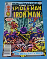 Marvel Team-Up (1972 1st Series) # 110 Spiderman And Ironman