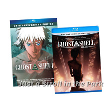 Ghost in the Shell: Anime Movie Complete Versions 1.0 & 2.0 Box / Blu-Ray Set(s)