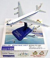 Herpa / Hogan Wings 1:500 RAAF50001 ROYAL AUSTRALIAN AIR FORCE B707 A20-627