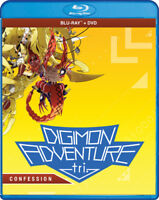 Digimon Adventure Tri.: Confession [New Blu-ray] With DVD, Widescreen
