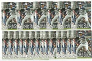 x20 FREDDIE FREEMAN 2020 Topps #549 Baseball Card lot/set Atlanta Braves MVP hot