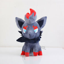 Pokemon Go Big Zorua Plush Doll 14 inch Stuffed Figure Toy Cartoon Anime Gift