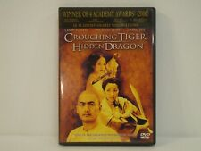 Crouching Tiger Hidden Dragon, Dvd with case, Free Shipping