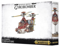 Gyrobomber Gyrocopter Cities of Sigmar Greywater Fastness Warhammer Age Dwarves