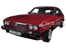 1982 FORD CAPRI MK. III 2.8 INJECTION RED 1:18 DIECAST MODEL CAR BY NOREV 182717