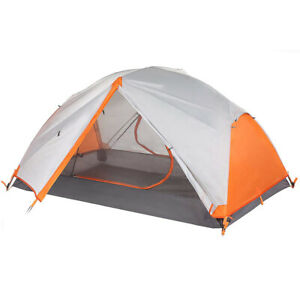 2-3 Person Camping Tent Sunshade Ventilation Moisture-proof Sheet Backpacking