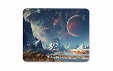 Alien Solar System Mouse Pad Mat - NASA Gift Cool Computer PC Gaming Gift #8078