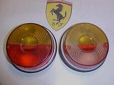 Ferrari 206 S Rear Tail Light Altissimo 275 GTB 250 GT Lusso Pair OEM