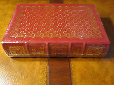 Easton Press WAR AND PEACE Leo Tolstoy SEALED/MINT