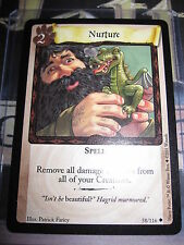 HARRY POTTER TRADING CARD GAME TCG BASIC NURTURE 58/116 UNCO ENGLISH MINT