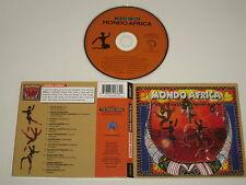 THE MONDO SERIES/MONDO AFRICA/VARIOUS ARTISTS(MONDO MELODIA 186 850 036 2) CD