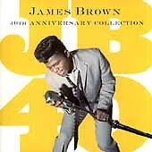 James Brown : JB40 (40th Anniversary Collection) CD Expertly Refurbished Product