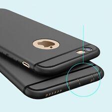 Vollschutz iPhone 6s plus vorne Panzerglas Panzerfolie 9h hinten hülle Case TPU