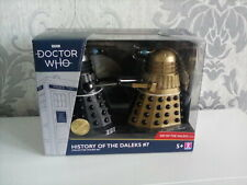 """Doctor Who Day of the Daleks History of the Daleks 7 Classic 5"""" Figures"""