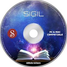 Sigil EPUB Ebook Editor - A user-friendly way of creating and editing ebooks