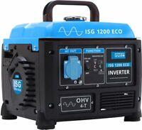 GÜDE ISG 1200 ECO - Generatore di corrente 4 tempi inverter,  1200W