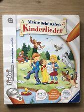 Ravensburger Tiptoi meine schönsten Kinderlieder