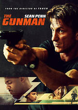 The Gunman (DVD, 2015)