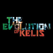 Kelis - The Evolution of Kelis (2012)  CD  NEW/SEALED  SPEEDYPOST