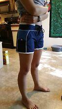 "O'Neal Azonic Womens girls Board shorts boardshort Size 1 appx. waist 28"""