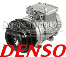 A/C Compressor w/Clutch Toyota T100 & Tundra w/3.4L Engine - NEW OEM