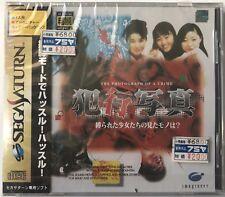 Hankou Shasin - Sega Saturn - Neuf sous blister - NTSC-J JAP