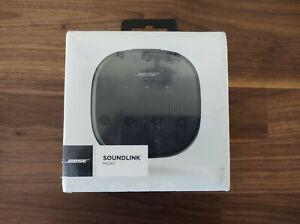 Bose SoundLink Micro (783342-0100) Portable Speaker System Black